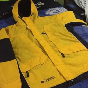 Vintage Colombia Winter Jacket